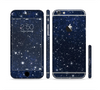 The Bright Starry Sky Sectioned Skin Series for the Apple iPhone 6