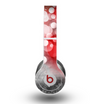 The Bright Unfocused White & Red Love Dots Skin for the Beats by Dre Original Solo-Solo HD Headphones