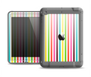 The Bright Vector Striped Apple iPad Air LifeProof Fre Case Skin Set