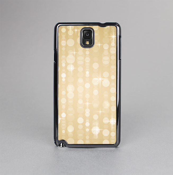 The Bright Yellow Orbs of Light Skin-Sert Case for the Samsung Galaxy Note 3
