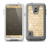 The Bright Yellow Orbs of Light Skin for the Samsung Galaxy S5 frē LifeProof Case