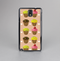The Brown, Pink and Yellow Cupcake Collage Skin-Sert Case for the Samsung Galaxy Note 3