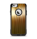 The Brown Vector Swirly HD Strands Apple iPhone 6 Otterbox Commuter Case Skin Set
