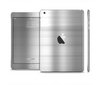 The Brushed Metal Surface Skin Set for the Apple iPad Mini 4
