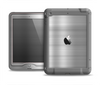 The Brushed Metal Surface Apple iPad Air LifeProof Nuud Case Skin Set