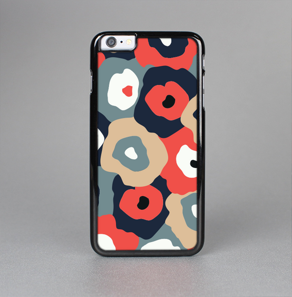 The Bulky Colorful Flowers Skin-Sert Case for the Apple iPhone 6 Plus