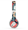 The Bulky Colorful Flowers Skin for the Beats by Dre Solo 2 Headphones