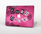 "The Burn Book Pink Skin Set for the Apple MacBook Pro 15"" with Retina Display"