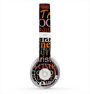 The Cafe Word Cloud Skin for the Beats by Dre Solo 2 Headphones