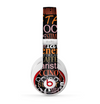 The Cafe Word Cloud Skin for the Beats by Dre Studio (2013+ Version) Headphones