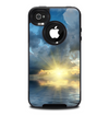 The Calm Ocean Sunset Skin for the iPhone 4-4s OtterBox Commuter Case