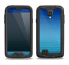 The Calm Water Samsung Galaxy S4 LifeProof Fre Case Skin Set