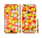 The Candy Corn Sectioned Skin Series for the Apple iPhone 6s