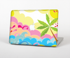 The Cartoon Bright Palm Tree Beach Skin for the Apple MacBook Pro 13""