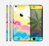 The Cartoon Bright Palm Tree Beach Skin for the Apple iPhone 6 Plus