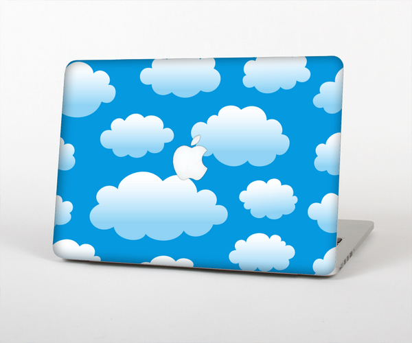 The Cartoon Cloudy Sky Skin for the Apple MacBook Pro Retina 15""