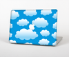 The Cartoon Cloudy Sky Skin for the Apple MacBook Pro 15""