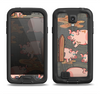 The Cartoon Muddy Pigs Samsung Galaxy S4 LifeProof Fre Case Skin Set