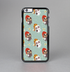 The Cartoon Snowy Colored Owls Skin-Sert Case for the Apple iPhone 6 Plus