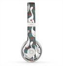 The Cartoon White Geese Skin for the Beats by Dre Solo 2 Headphones