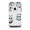 The Cartoon eyes Skin for the iPhone 5c OtterBox Commuter Case