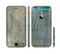 The Chipped Teal Paint on Aged Wood Sectioned Skin Series for the Apple iPhone 6s