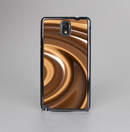 The Chocolate and Carmel Swirl Skin-Sert Case for the Samsung Galaxy Note 3