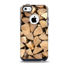 The Chopped Wood Logs Skin for the iPhone 5c OtterBox Commuter Case