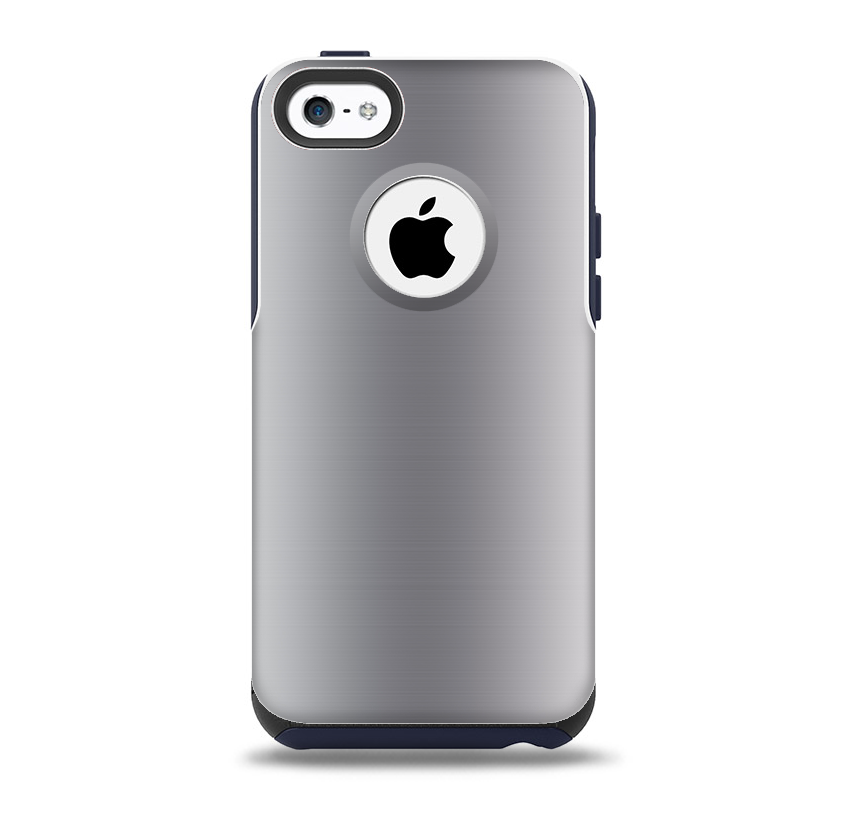 sale retailer 8d2ea 3aa52 The Chrome Reflective Skin for the iPhone 5c OtterBox Commuter Case