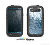 The Circle Pattern Silver Sequence Skin For The Samsung Galaxy S3 LifeProof Case