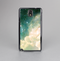 The Cloudy Abstract Green Nebula Skin-Sert Case for the Samsung Galaxy Note 3