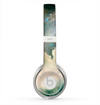 The Cloudy Abstract Green Nebula Skin for the Beats by Dre Solo 2 Headphones
