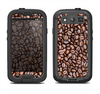 The Coffee Beans Samsung Galaxy S4 LifeProof Fre Case Skin Set
