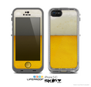 The Cold Beer Skin for the Apple iPhone 5c LifeProof Case