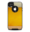 The Cold Beer Skin for the iPhone 4-4s OtterBox Commuter Case
