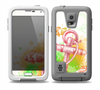 The Color-Red Anchor Under The Sea Skin Samsung Galaxy S5 frē LifeProof Case