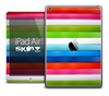 The Color Bar Skin for the iPad Air