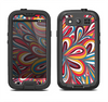 The Color Floral Sprout Samsung Galaxy S3 LifeProof Fre Case Skin Set