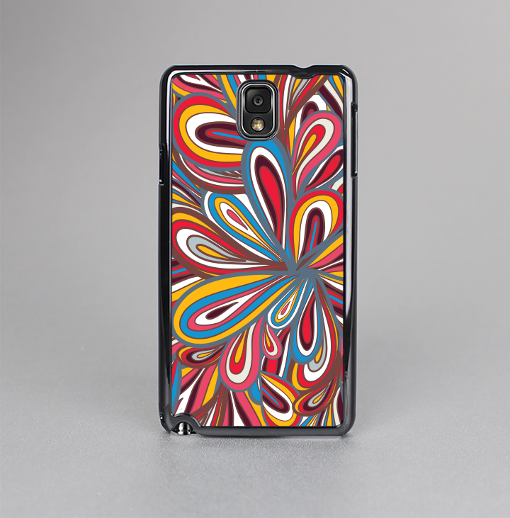 The Color Floral Sprout Skin-Sert Case for the Samsung Galaxy Note 3