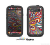 The Color Floral Sprout Skin For The Samsung Galaxy S3 LifeProof Case
