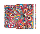 The Color Floral Sprout Full Body Skin Set for the Apple iPad Mini 3