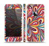 The Color Floral Sprout Skin Set for the Apple iPhone 5s