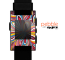 The Color Floral Sprout Skin for the Pebble SmartWatch