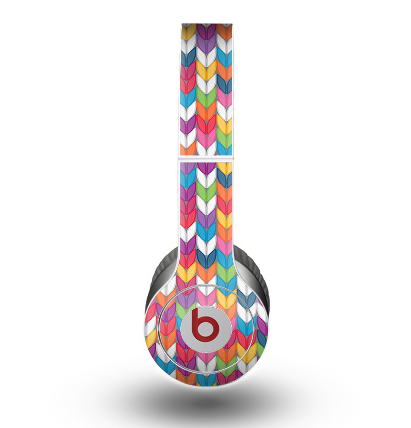 The Color Knitted Skin for the Beats by Dre Original Solo-Solo HD Headphones