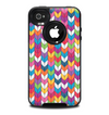 The Color Knitted Skin for the iPhone 4-4s OtterBox Commuter Case