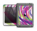 The Color Strokes Apple iPad Air LifeProof Fre Case Skin Set