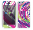 The Color Strokes Skin for the Apple iPhone 5c