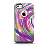 The Color Strokes Skin for the iPhone 5c OtterBox Commuter Case