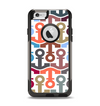 The Color Vector Anchor Collage Apple iPhone 6 Otterbox Commuter Case Skin Set