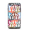 The Color Vector Anchor Collage Apple iPhone 6 Plus Otterbox Symmetry Case Skin Set